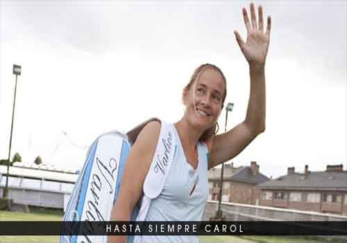 Carolina Navarro deja Varlion