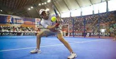 doble pared padel