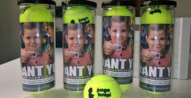 pelotas de padel solidarias