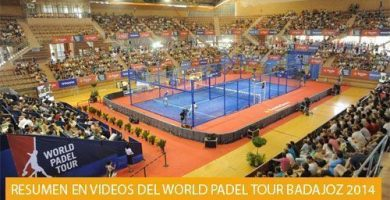 World Padel Tour Badajoz 2014