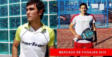 Mercado Fichajes padel 2015
