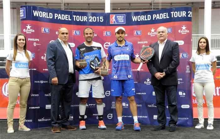 world padel tour 2015 La Palma