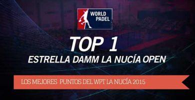 mejores puntos WPT LA NUcia 2015