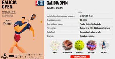 world padel tour galicia open 2015
