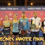 Campeones del Master Final 2015- VIDEOS