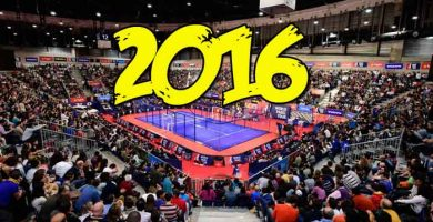 calendario world padel tour 2016