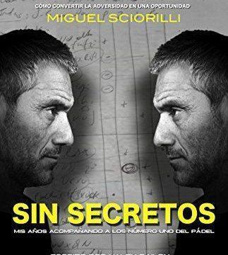 libro de Padel Sin Secretos