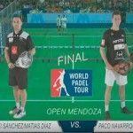 VÍDEOS de PARTIDOS Completos del WPT Mendoza Open 2016