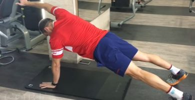 preparacion fisica en padel